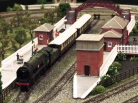Time-Vault Train Set Short Movie One