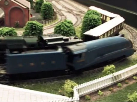 Time-Vault Train Set Short Movie Two